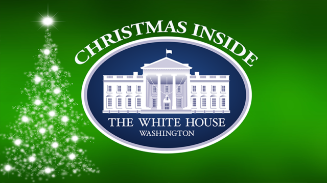 Christmas Inside the White House
