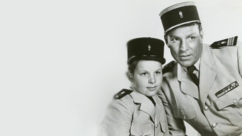Captain Gallant of the Foreign Legion: The Boy Who Found Christmas