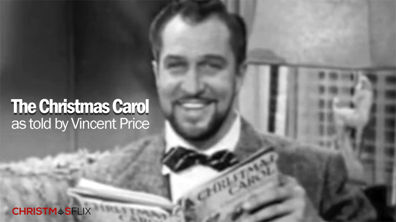 The Christmas Carol as told by Vincent Price
