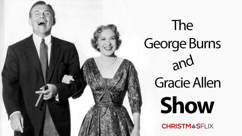 The George Burns and Gracie Allen Show: Christmas with Mamie Kelly