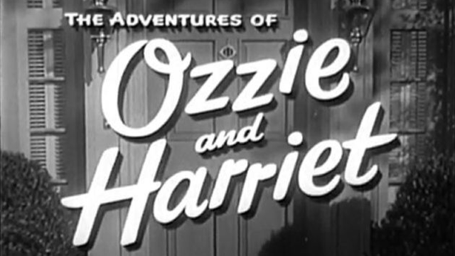 The Adventures of Ozzie and Harriet: Late Christmas Gift