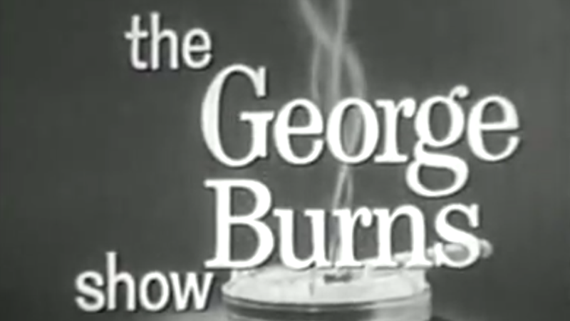 The George Burns Show': La Vie En Rose (aka A Wife for Christmas)